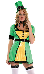 Sexy Irish Costume - Lucky Charm by Forplay