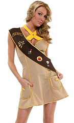 Troop Leader Sexy Girl Scout Costume by Forplay