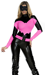 The Pink Knight Sexy Hero Costume by Forplay