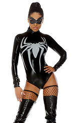 World Wide Web Sexy Spider Hero Costume by Forplay
