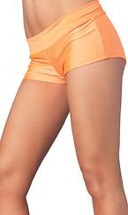 Spandex boy shorts short