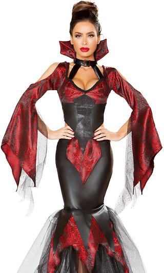 27a1fbffbd9 Halloween Vampire Costumes - Sexy Vampire Costumes - Gothic Adult ...